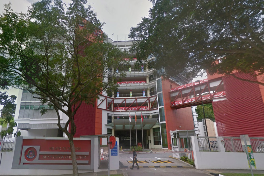 Bukit Batok Fire Station_r