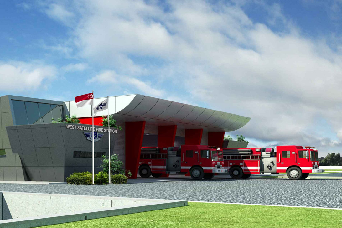 Changi Fire Station_r